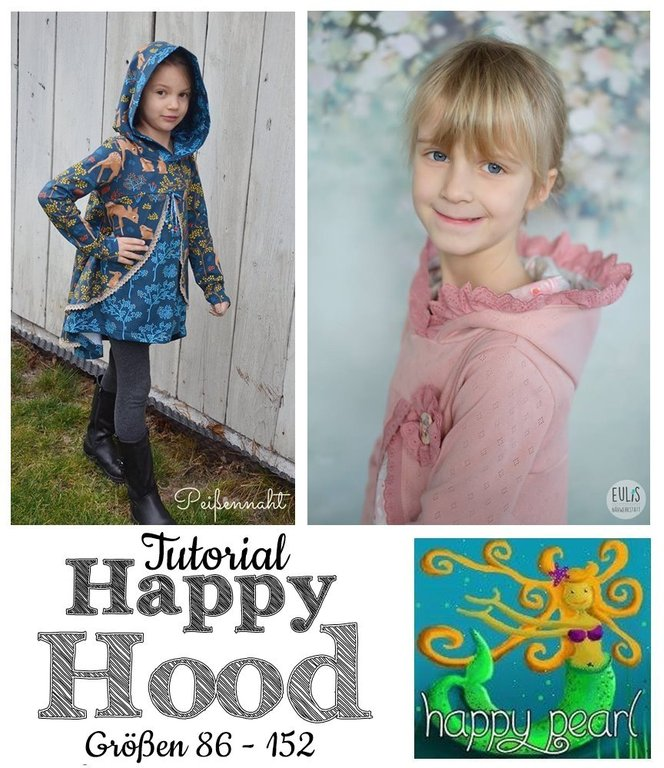 Tutorial Happy Hood