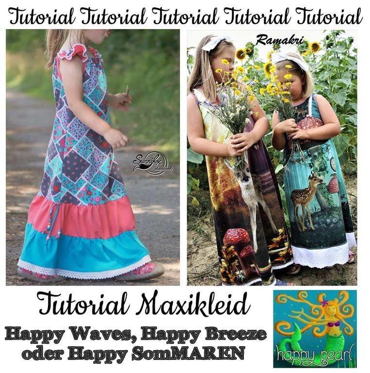 Tutorial Maxikleid