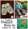 Happy Bente Gr 74-152 Hose