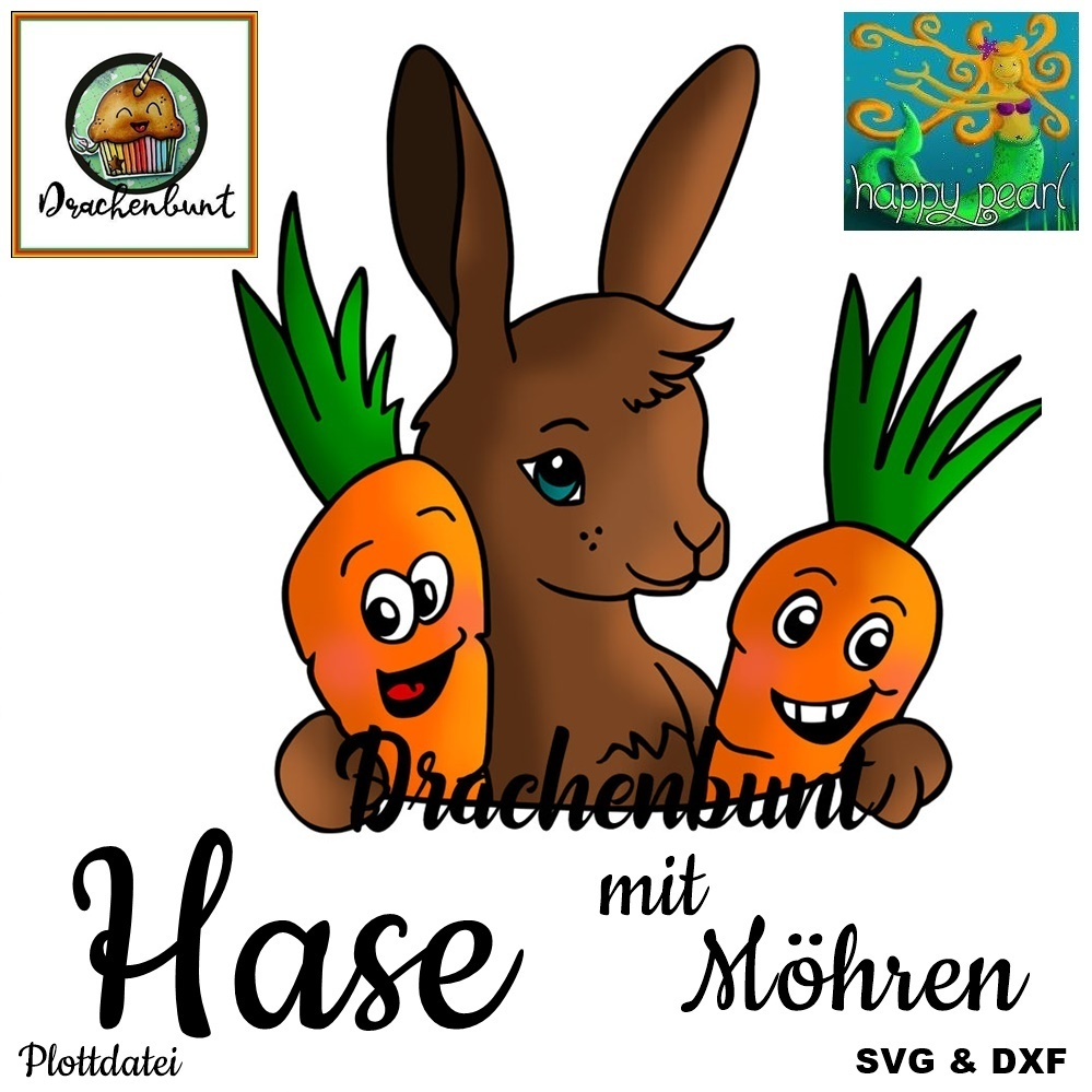Happy Lovis Lunser Hase Plottdatei