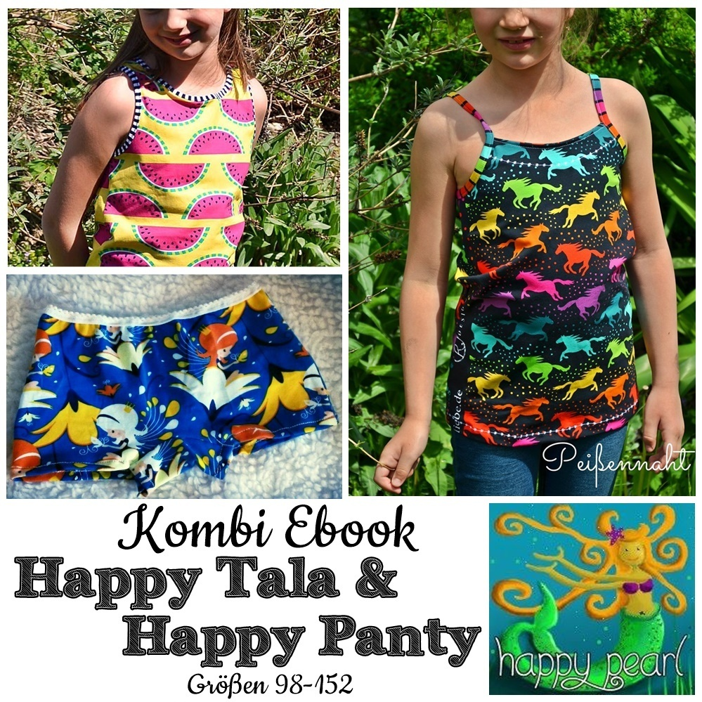 Kombi Ebook Happy Tala & Panty