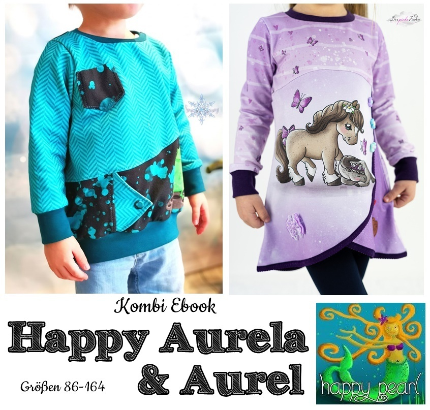 Kombi Ebook Happy Aurela & Aurel